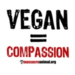 VEGAN=COMPASSION