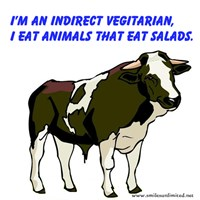 Meat Eating Vegitarian