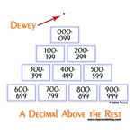 Dewey - A Decimal Above the Rest