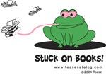 Stuck on books!