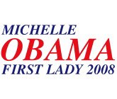 Michelle Obama First Lady 2008 Store