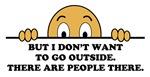 Social Phobia Humor Saying
