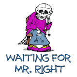 Waiting for Mr.Right