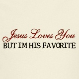Jesus Loves You...