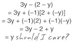 Algebra Formula Equation Humor