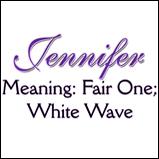 Jennifer - Name Meaning
