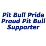 Pit Bull Pride designs