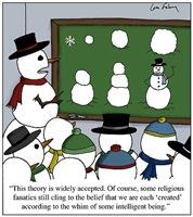 Snowman Evolution