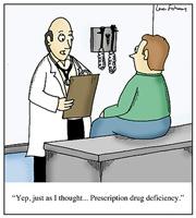 Prescription Deficiency