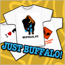 JUST BUFFALO, NY SHIRTS (section)