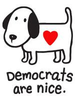 Democrats are nice