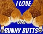 Corgi Bunny Butts