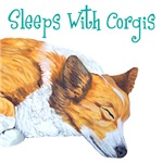 Sleeps With Corgis