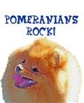 Pomeranians Rock!