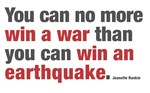 Earthquake Quote