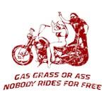 Gas Grass or Ass