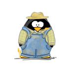 Farmer Penguin