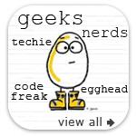 Geeky Gifts - Geek T-shirts & Computer Nerd Gifts