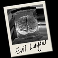 Evil laughs, funny t-shirts