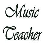 Music teacher job pride