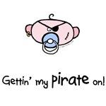 Gettin my pirate on