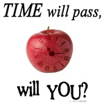 Time will pass, will you?