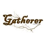 Gatherer, scavenger, vegetarian, vegan