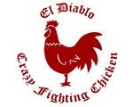 EL DIABLO SHIRT SHAKE AND BAKE TALADEGA T-SHIRT GI