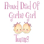 Proud Dad of Twins