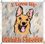 I Love my German