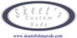 Skeets Custom Rods logo