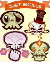 Just Skulls
