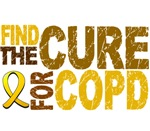 Find the Cure COPD Tee-Shirts