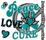 Peace Love Cure 2 Interstitial Cystitis