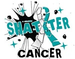 Shatter Cervical Cancer Shirts and Gifts