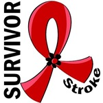Survivor 12 Stroke T-Shirts and Gifts