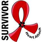 Survivor 12 Heart Attack T-Shirts and Gifts