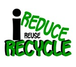 I Reduce Reuse Recycle 1 Think Green Gifts