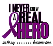 Never Knew A Hero 2 Lupus Shirts And Gifts