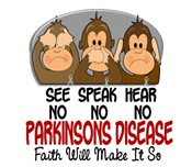 See Speak Hear No Parkinsons 1