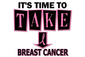Take Down Breast Cancer 3