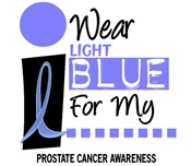 I Wear Light Blue For My.....9