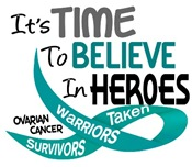 Time To Believe OVARIAN CANCER