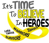 Time To Believe LIVER CANCER