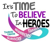 Time To Believe THYROID CANCER