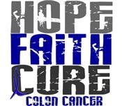 HOPE FAITH CURE Colon Cancer