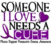 Needs A Cure PANCREATIC CANCER