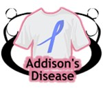 Addison's Disease T-Shirts and Merchandise