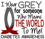 Means World To Me 1 Diabetes Shirts