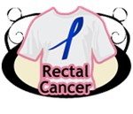 Rectal Cancer Shirts, Merchandise, and Gifts